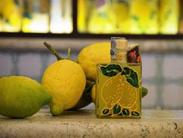 Capri cc.200 Decorata a mano Limoni