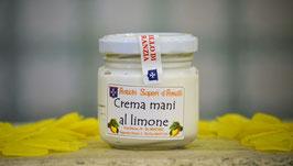 Crema Mani al Limone ml.90