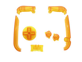 Gameboy Advance Buttons Amber
