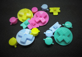 Gameboy Classic Modding Buttons