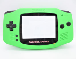 "Gameboy Advance Gehäuse Softtouch ""Cleanjuice & IPS Ready"""
