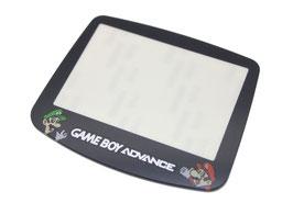 Gameboy Advance Displayscheibe Mario Brothers