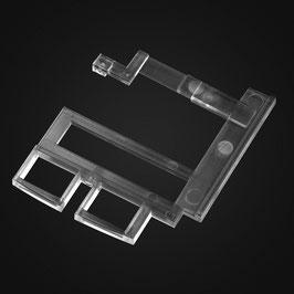 Zentrierrahmen für IPS V2 Display