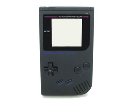 Gameboy Classic Gehäuse Softtouch Cleanjuice & IPS-Ready