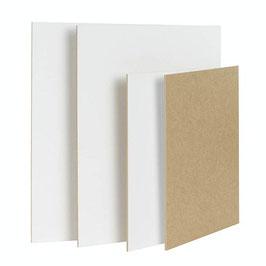 HDF - Malplatten auch für die Schellack-Technik
