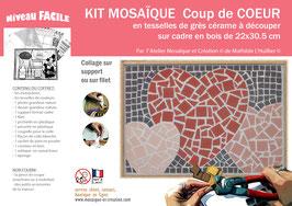 GD KIT MOSAIQUE - COUP DE COEUR
