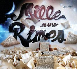 MILLE ET UNE RIMES (DOUBLE CD) 44 TITRES