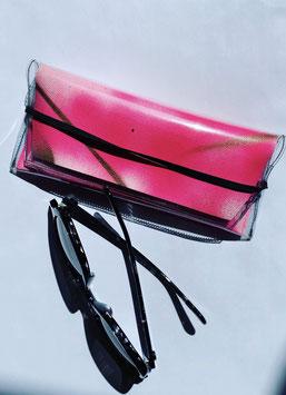 UNIQART . ETUI . pink .