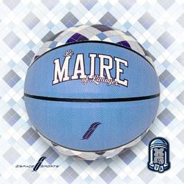 Ballon de BASKET Marcus GINYARD ARGYLE