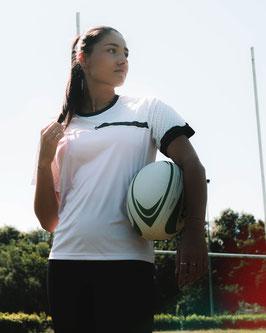 T-Shirt D'entraînement Agathe Sochat - Blanc