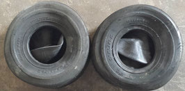 Tire and Tube 15-600, 1 Pair