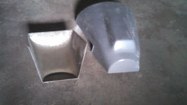 Engine Cowl, Rotax - Lower