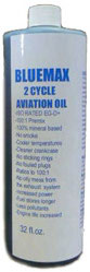 Bluemax 2 Cycle Premix Aviation Engine Oil