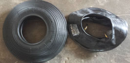 Tire and Tube 13-400, 1 Pair