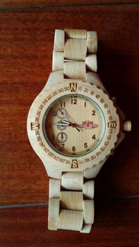 Limited Team Mini-Max wooden Watch