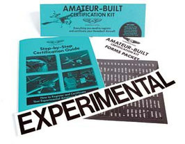 Experimental Aircraft Certification Kit