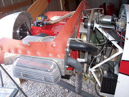 60 HP VW Engine