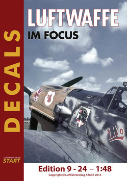 Decals zu den Luftwaffe im Focus Edition 9 –24