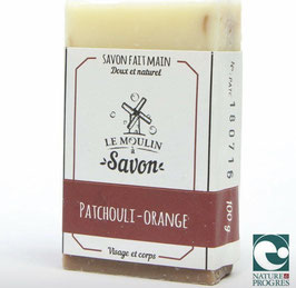 Savon Patchouli Orange