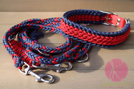 Set Navyblue-Red