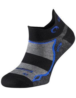 """Lurbel; Socken """"Tiny Men"""" royal blue"""