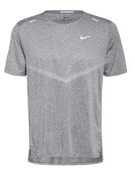"Nike; T-Shirt ""Dri-FIT Rise 365"" smoke grey"