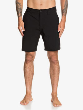 "QUIKSILVER SHORTS ""UNION AMPHIBIAN 19"" BLACK"