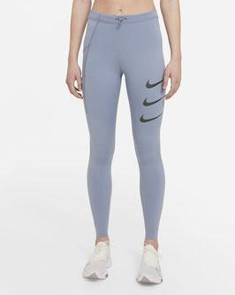 "Nike; Tights ""Epic Luxe Run"" ashen slate/black"