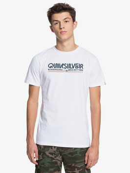 "QUIKSILVER; T-Shirt ""Like Gold SS"" wbb0/white"