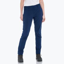 "Schöfffel; Trekkinghose ""Pants Ascona short"" 8180 blau"