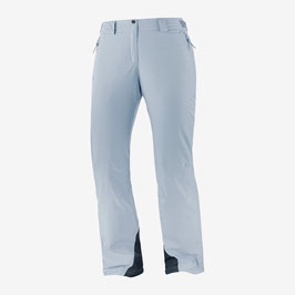 "Salomon; Skihose ""The Brilliant Pant"" blue"