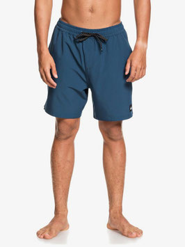 "QUIKSILVER BOARDSHORTS ""ON TOUR VOLLEY 15"" MAJOLICA BLUE"