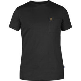 FJÄLLRÄVEN ÖVIK POCKET T-SHIRT M / DARK GREY