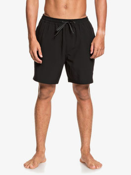 "QUIKSILVER BOARDSHORTS ""ON TOUR VOLLEY 15"" BLACK"