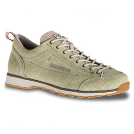 "DOLOMITE SCHUHE ""54 LH CANVAS"" FIELD GREEN"
