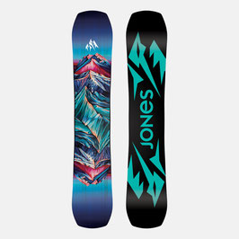 "Jones; Snowboard ""Twin Sister"""