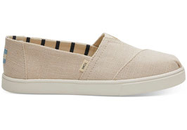 "TOMS SCHUHE ""CLASSIC NATURAL HERITAGE CANVAS CUPSOLE"""