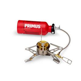 "Primus; Kocher ""Omnifuel II Inkl. Flasche 0.6L"""