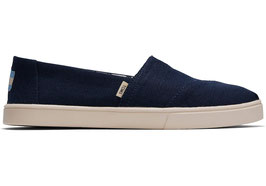 "TOMS SCHUHE ""CLASSIC NAVY HERITAGE CANVAS"""