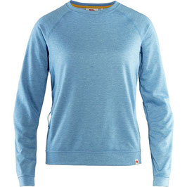 "Fjällräven; Sweater ""High Coast Lite Sweater W"" river blue"