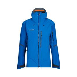 """Mammut; Hardshell-Jacke """"Nordwand Pro Hs Hooded Jacket"""" azurit"""