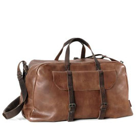 "aunts & uncles; Reisetasche ""Roughneck"" hazelnut"