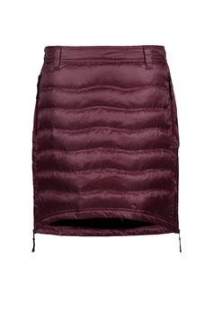 "Skoop; Röcke ""Short Down Skirt"" ruby red"