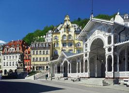 Karlsbad + Glashütte Moser