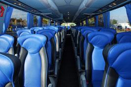 Busticket von Prag nach Bonn