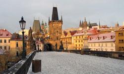Prag -historische Stadt
