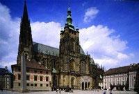 Prager Burg incl Innenräume