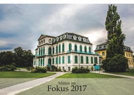 Kalender Mitten im Fokus 2017
