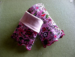Pulswärmer aus Baumwolle