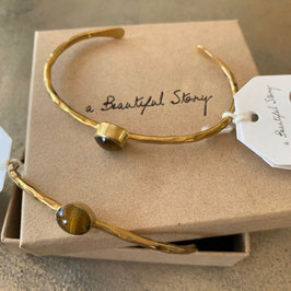 a beautiful story - Moonlight Bracelet Tiger Eye